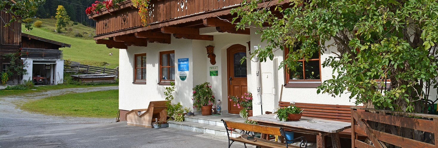 Angebot - Urlaub am Bauernhof im Gasteinertal, Maurachgut