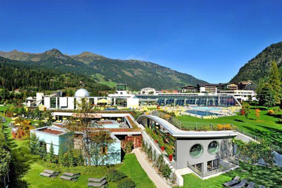 Ausflugsziele, Alpentherme Gastein