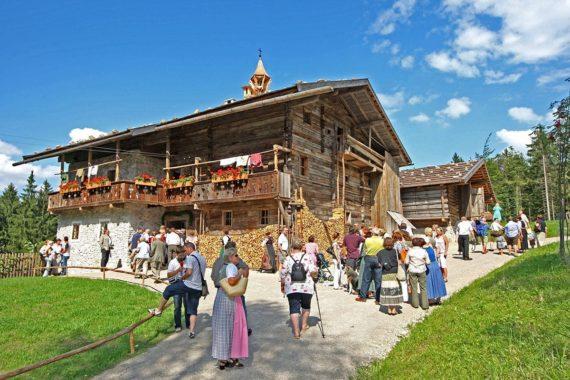 Ausflugsziele, Salzburger Freilichtmuseum