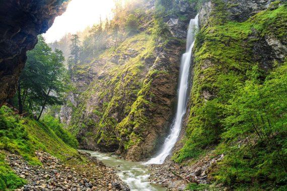 Ausflugsziele, Liechtensteinklamm