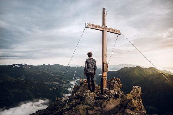 Bergsteigen, Sommerurlaub, Gastein, Salzburger Land