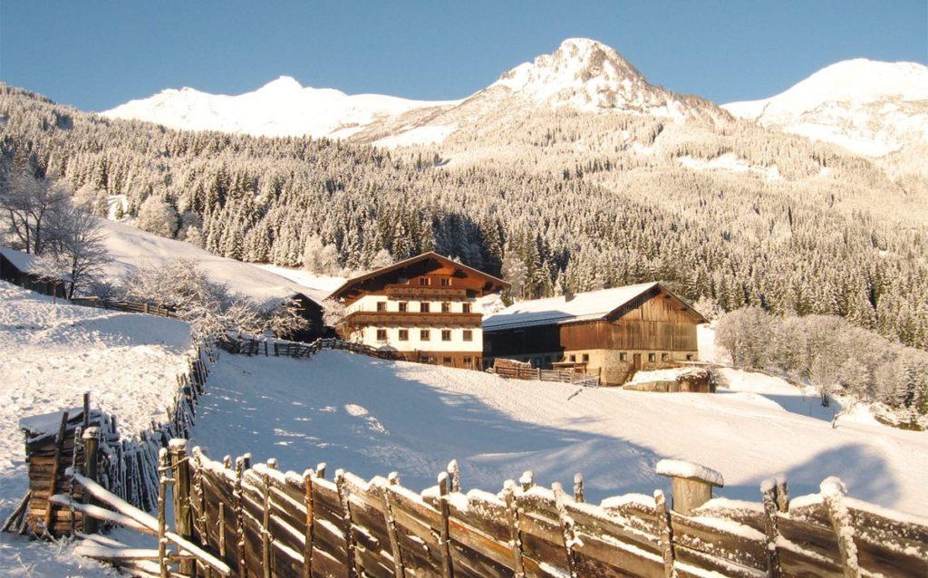 Biobauernhof in Bad Hofgastein, Bauernhofurlaub im Salzburger Land