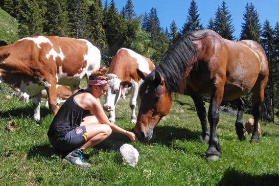 Auszeiturlaub am Bauernhof im Gasteinertal
