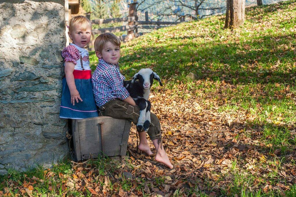 Ferienwohnungen - Urlaub am Bauernhof in Bad Hofgastein, Maurachgut