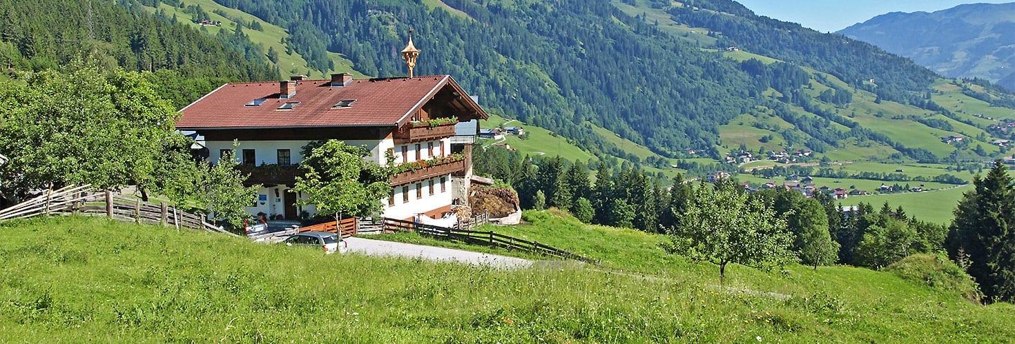 Urlaub am Bauernhof im Gasteinertal, Maurachgut
