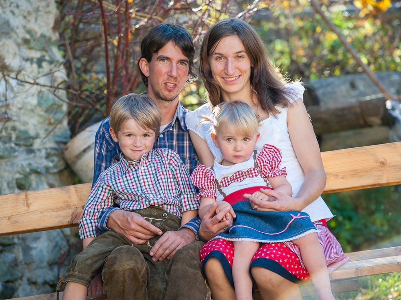 Familie Schuster - Ihre Gastgeber am Biohof Maurachgut in Bad Hofgastein