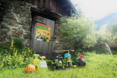 Familienurlaub am Biobauernhof im Gasteinertal