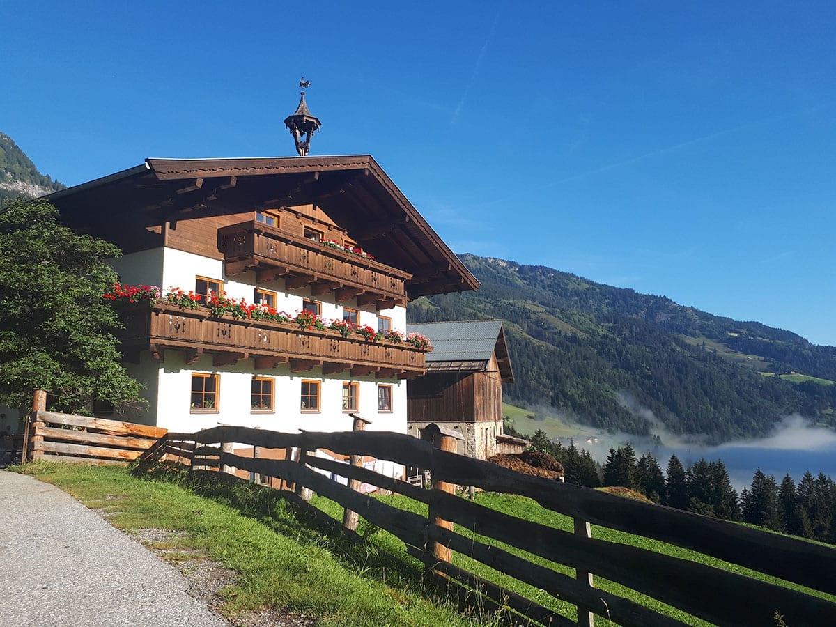 Hof-Impressionen - Urlaub am Bauernhof in Bad Hofgastein, Maurachgut