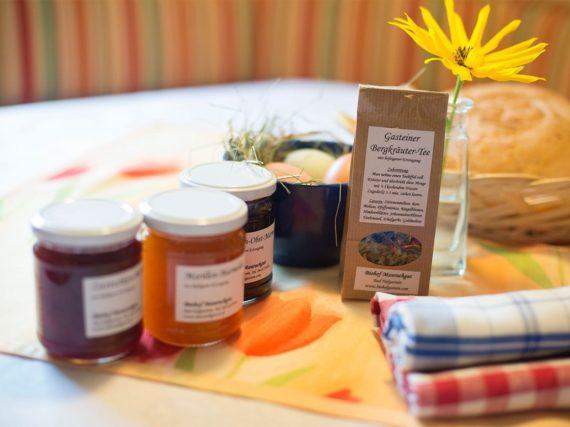 Hofeigene Produkte - Urlaub am Bauernhof in Bad Hofgastein, Maurachgut