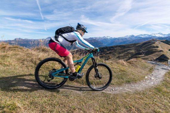 Mountainbiken, Sommerurlaub, Gastein, Salzburger Land
