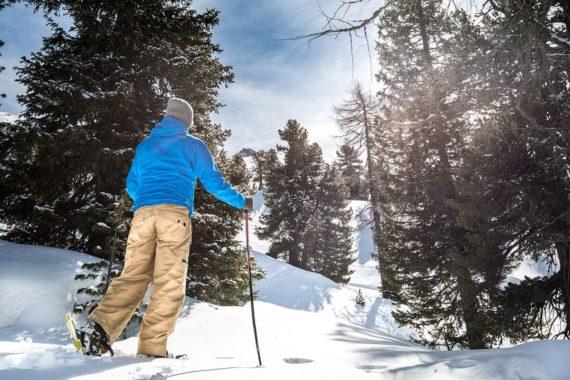 Schneeschuhwandern, Winterurlaub, Gastein, Salzburger Land