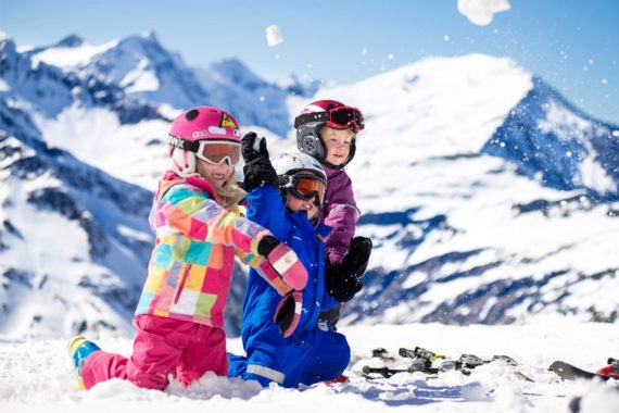 Ski-Angebote für die Familie - Gasteinertal