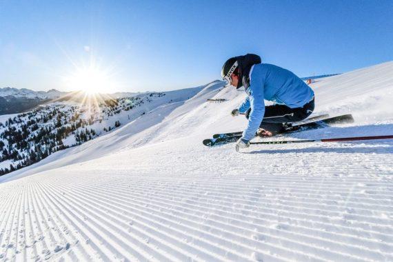 Skifahren, Winterurlaub, Gastein, Salzburger Land