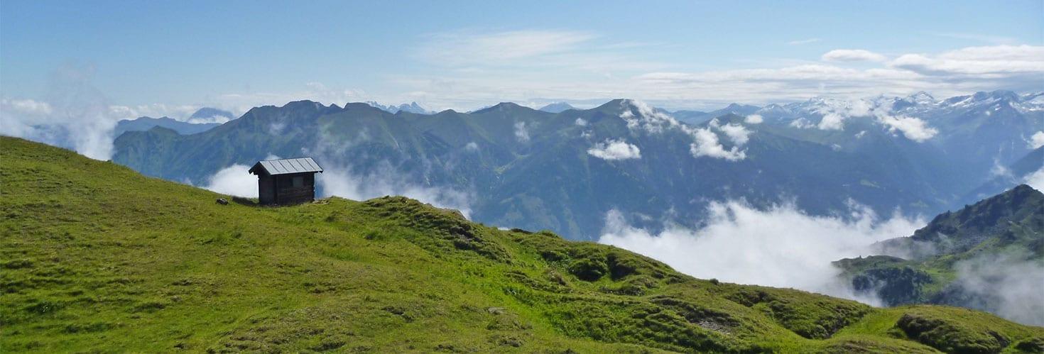 Sommerurlaub - Gasteinertal im Salzburger Land