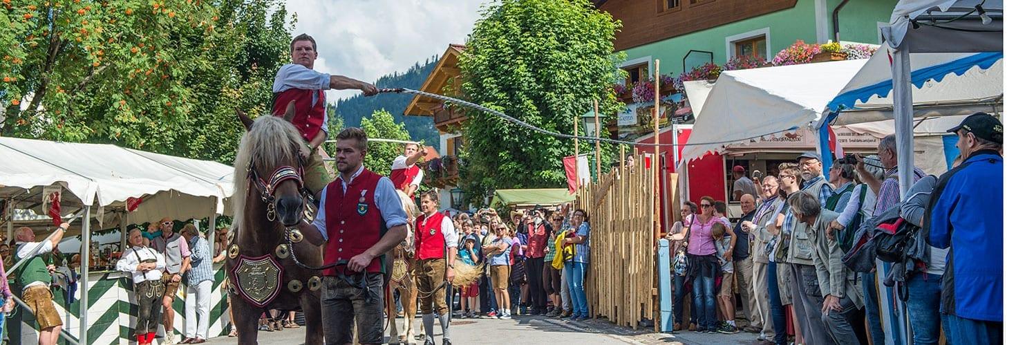 Veranstaltungen, Maurachgut, Gastein