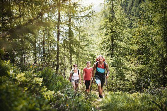 Wandern, Sommerurlaub, Gastein, Salzburger Land