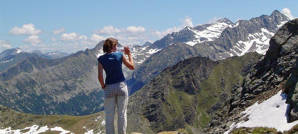 Wandern im Sommerurlaub in Bad Hofgastein