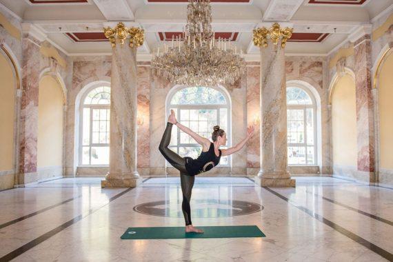 Yoga, Sommerurlaub, Gastein, Salzburger Land